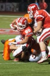 Prep football, LaPorte at Crown Point