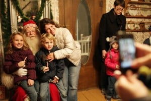 Rustic yule depicts 'simpler life' at Buckley Homestead County Park