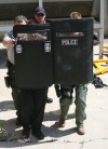 SWAT school trains in Hobart