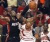 Bulls' defense brings Miami's Big 3 down to earth
