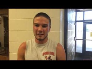 Portage's football rival? Nathan Cherry says...