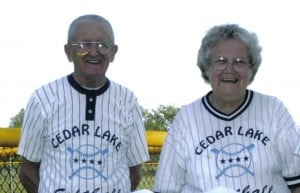 Husband and wife dedicated lives -- and home -- for Cedar Lake Girls Softball