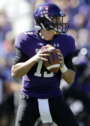 Northwestern wary of Penn State in Big Ten opener
