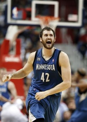 Lovefest: Kevin Love traded to Cavs, joins LeBron