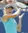 No love lost: Sharapova blanks Capra at U.S. Open