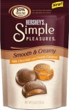 Hershey's Simple Pleasures Milk Chocolate with Creamy Caramel