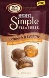 Hershey's Simple Pleasures Milk Chocolate with Creamy Caramel