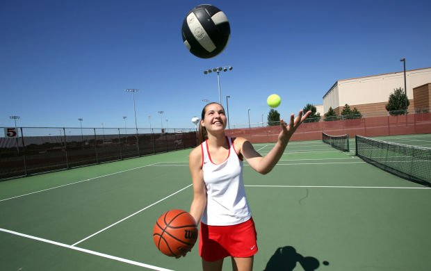 Crown Point's Abby Kvachkoff is Times Female Athlete of the Year