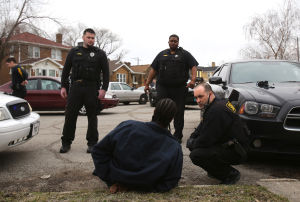 Region crime-busters sweep through Gary