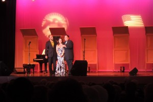 Opera Tenor Daniel Rodriguez mesmerizes audience with performance