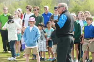 Zoeller celebrates First Tee's 15th anniversary with Creekside