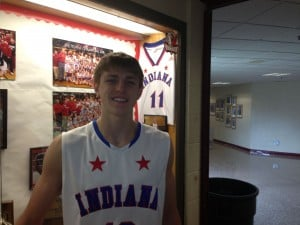 The tradition continues for Schlotman and Indiana All-Stars