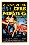 Attack of the Crab Monsters movie posters