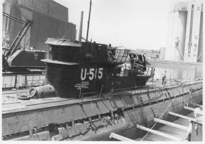 Local historian recalls playing on U-505 as young boy