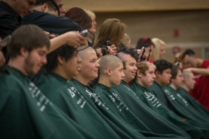 Mount Carmel rallies for St. Baldrick's