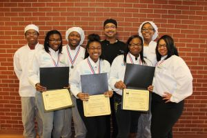 Thornton Fractional students shine in state culinary competition