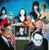 Ghoulish Gallery of TV Host Hall of Fame