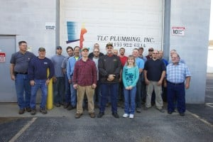 Customers trust TLC Plumbing and Remodeling