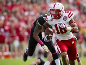 Abdullah, Nebraska run past the Boilermakers