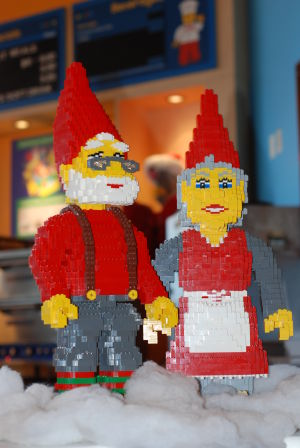 Legoland offers holiday fun