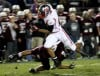 Morton's Kendall Huff avoids a tackle