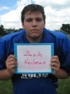 Zach Keilman, Boone Grove wrestling and football