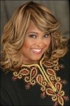 Entertainer Felicia P. Fields