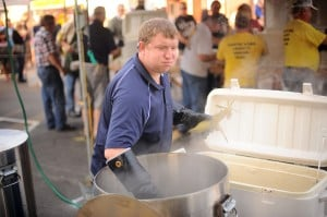Corn Roast kicks off Crown Point Hometown Festival