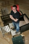 John Webber: Rising web entrepreneur masters the furniture market