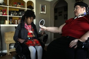 Disabled parents face bias, loss of kids