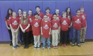 Taft Middle School finishes fourth in state Spell Bowl