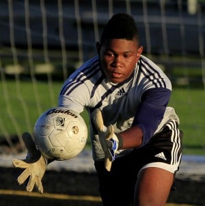 Two early second half goals lift Marian Catholic in boys soccer