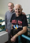 Separated by war, reunited after 63 years