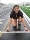 Anna Raffin, Chesterton track