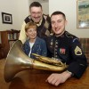 Area musician joins 'President's Own'