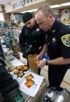 Hammond police raid gas stations, food marts