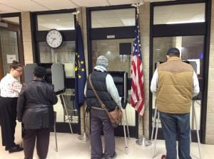 Early voting heats up in Lake Co.