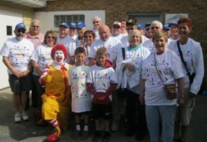 AHEPA walking with a purpose