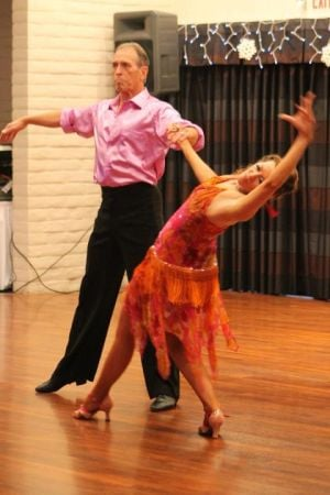 Ballroom Dance Workshops
