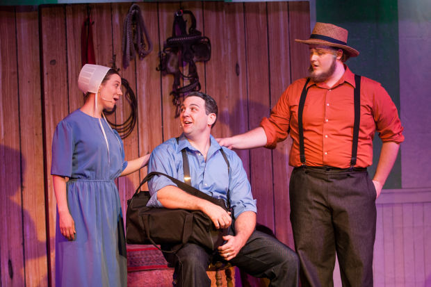 OFFBEAT: Blue Gate unveils 'Josiah' for Amish world stage premiere