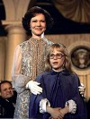 Rosalynn Carter and Amy