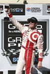Dixon gets dramatic Sonoma IndyCar win; Power 10th