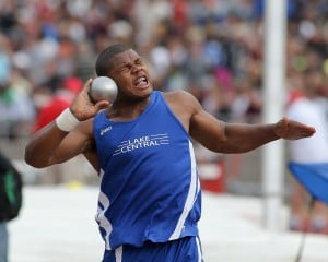Region boys flex their muscles at state track meet