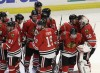 Blackhawks try to cut Canucks' lead