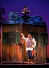 On a role: Actor John Preece has performed in 'Fiddler' more than 3,000 times