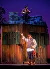 "John Preece as Tevye the Milkman in the National Tour of ""Fiddler on the Roof"""