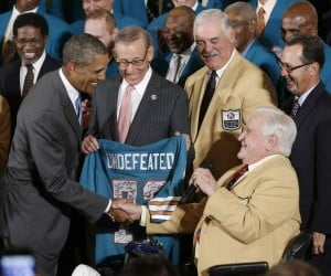 AL HAMNIK: NFL great Bob Kuechenberg makes his point with White House snub