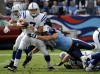 Colts' mistakes costly in loss to Titans