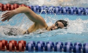 Chesterton girls deliver another top-five finish on strength of freshmen swimmers