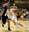 Valparaiso guard Matt Kenney